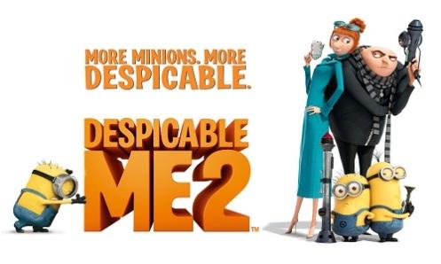 Nonton Film Despicable Me 2 (2013) Gratis